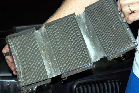 M3 Cabin Filter