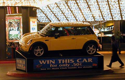 Win a Car--Griswold Style