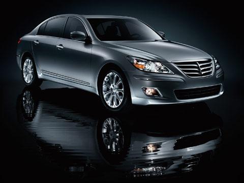 Hyundai Genesis Sedan