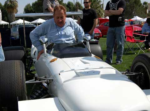 RIAM Race Car