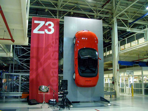 Z3 on Display